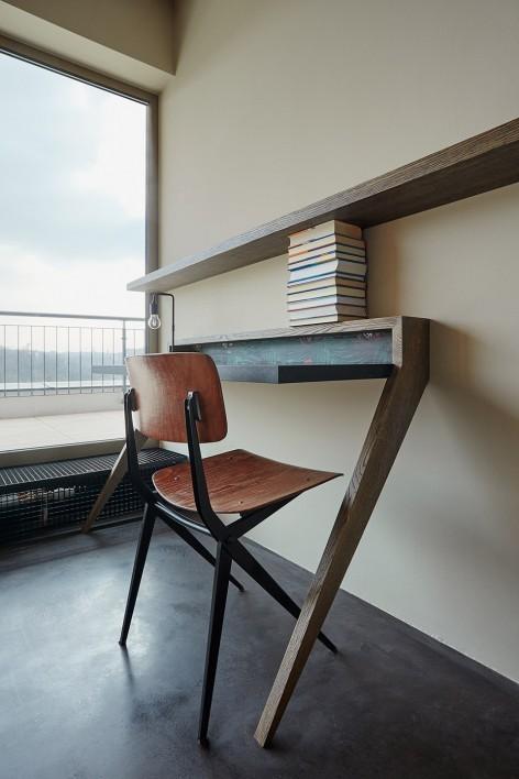 """""""非典型""""工业风-布拉格公寓设计_16"""