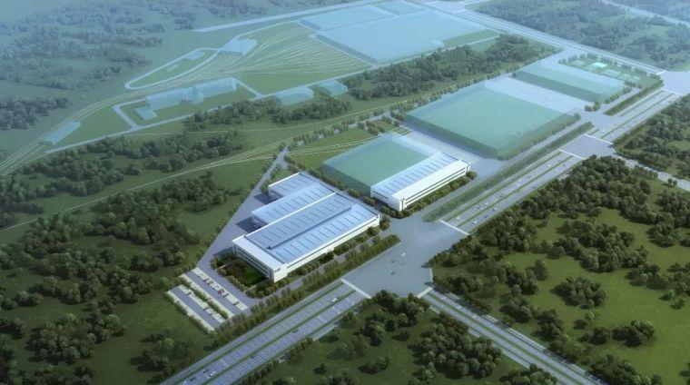 """6000亩轨道交通产业园""""破题""""青岛地铁智能维保中心项目启动"""