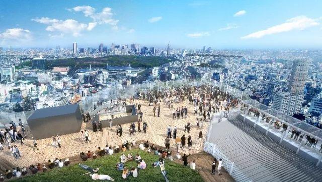 2020东京奥运会最大亮点:涩谷超大级站城一体化开发项目_26