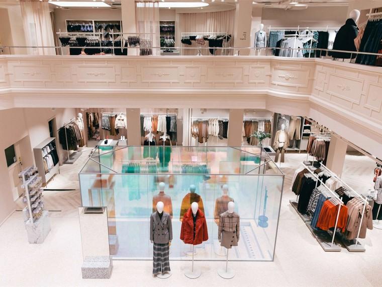 瑞典GinaTricot服饰品牌概念店-1