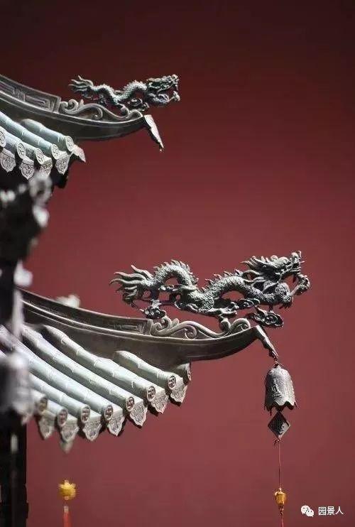 飞檐 · 中国古建筑的神来之笔