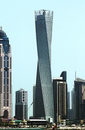 全球奇葩建筑一览 迪拜现最高最拧巴建筑