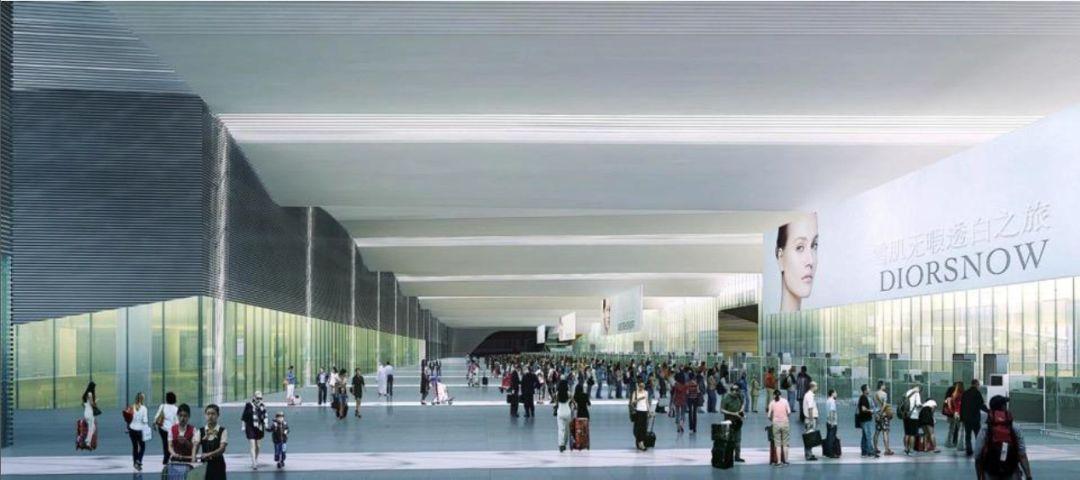 漫谈金属屋面的建筑设计应用(1)——广州新白云国际机场航站楼_32