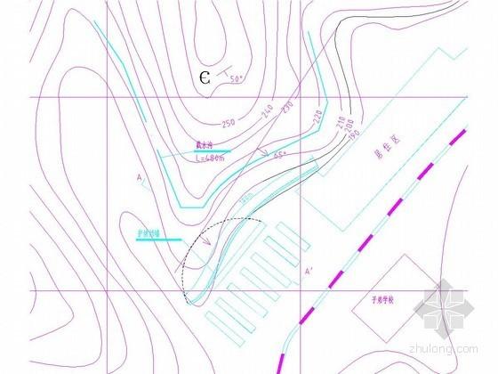 [江西]锚杆及挂网喷混凝土高边坡支护设计方案(附计算书及图纸)
