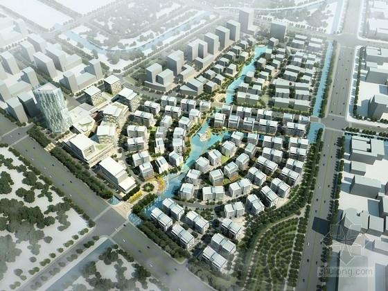 [江苏]滨水科技园规划及单体建筑设计方案文本