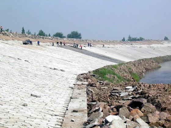 [湖北]河道堤防加固工程施工组织设计