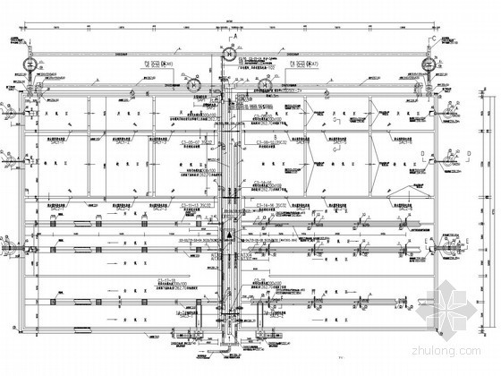 [新疆]3万吨排水改扩建工程污水处理厂项目全套工艺图纸(AAO工艺 顶级设计院)
