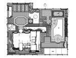 [江苏]特色全套别墅庭院景观施工图