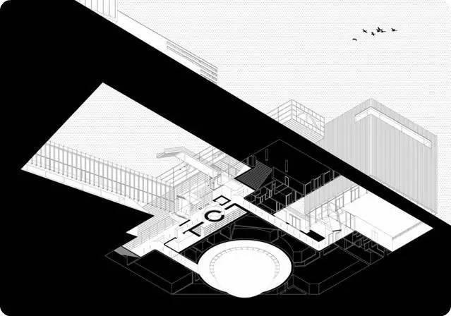 他放出了封存多年最杰出的建筑图纸_25