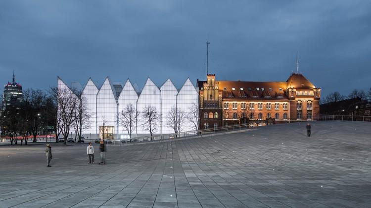 结果公布!Szczecin国家博物馆获2016年度世界建筑奖!