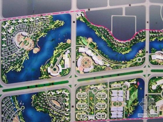 常德市滨水区域详细规划方案一