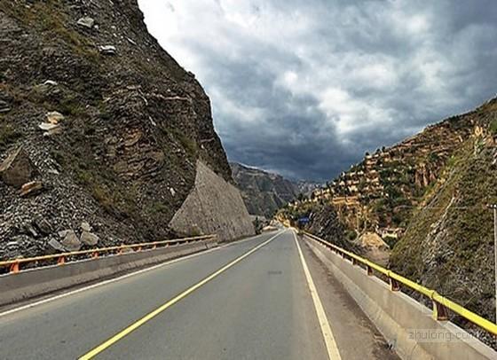 国家一级道路改建工程监理规划(130页 流程图 详细)