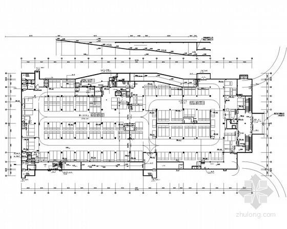 [湖南]地下商场给排水施工图纸