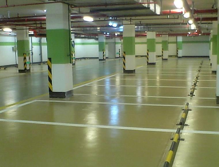 地下停车场环氧地坪优点