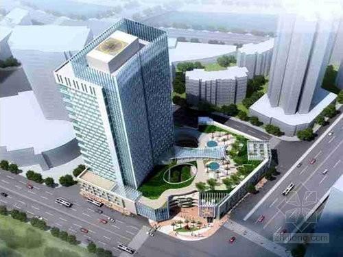 [东莞]超高层商业楼工程监理实施细则(土建类、资料完整)