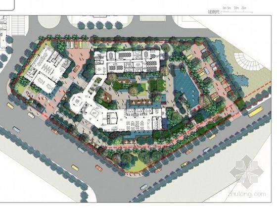 [昆明]居住区售楼处景观概念设计方案