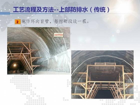富水隧道工程综合防排水系统施工工法解读45页(PPT 图文并茂)