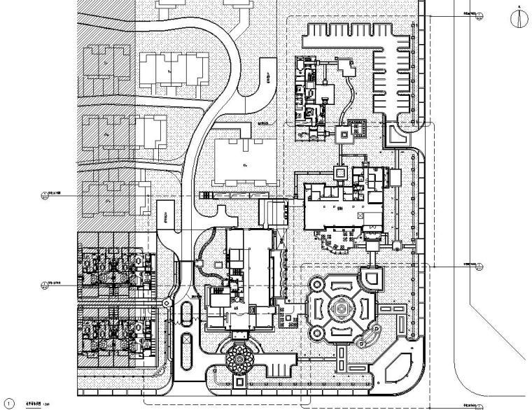 [广东]卡森景观全套居住区施工图设计(2017年最新资料)