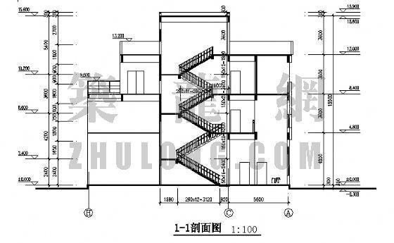 三层幼儿园方案-3