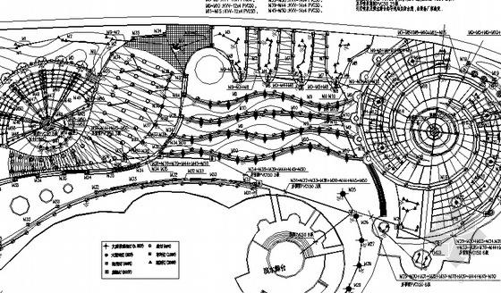 某广场电气设计图纸