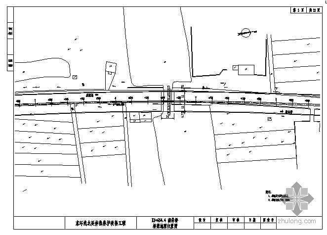 16m先张法预应力砼空心板梁成套cad设计图纸
