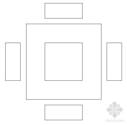 树池坐凳详图