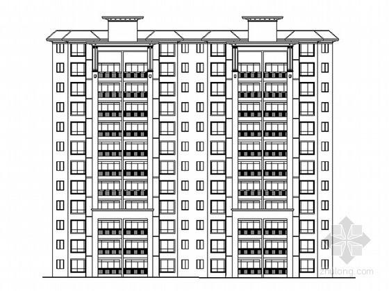 [五指山]某大型商业住宅小区建筑群方案(含多种效果图及设计说明)