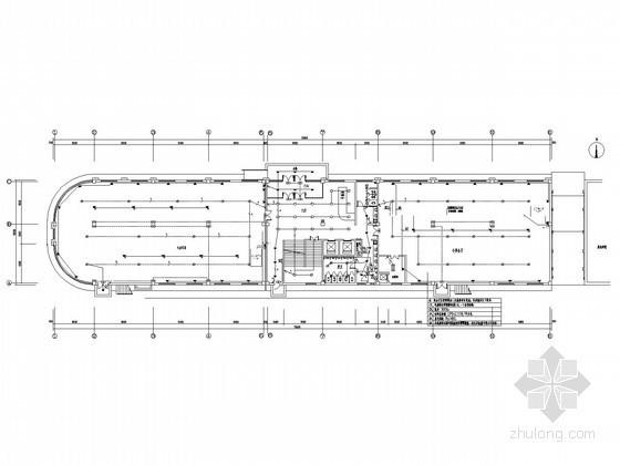[内蒙古]住宅小区商业楼全套电气施工图纸