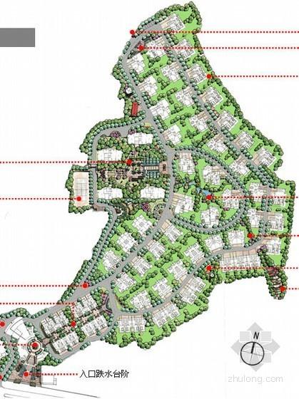 [舟山]山体别墅区景观设计方案