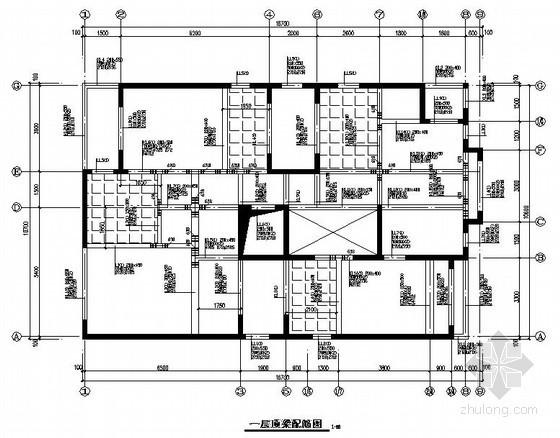 [北京]私人别墅剪力墙结构施工图