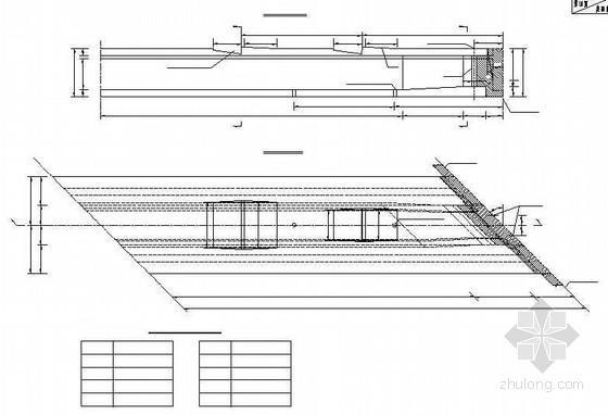 20米后张法预应力空心箱梁一般构造节点详图设计
