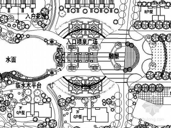 [武汉]某小区景观设计方案