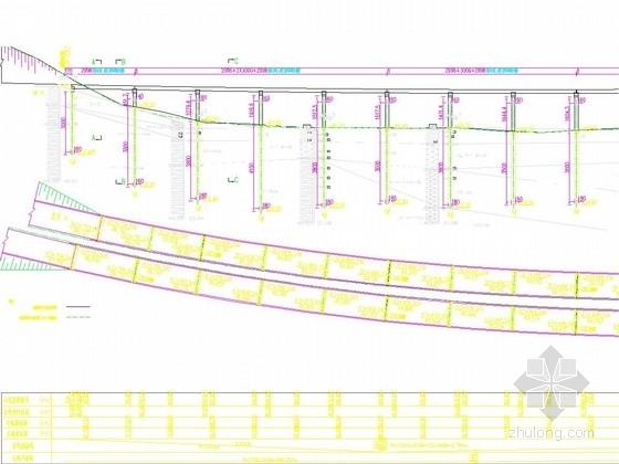 [广东]含60+100+60m预应力变截面连续刚构及简支箱梁10联跨江大桥图纸113张
