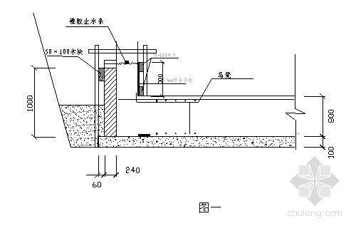 北京某住宅小区模板施工方案(砖胎模、大钢模、多层板模)