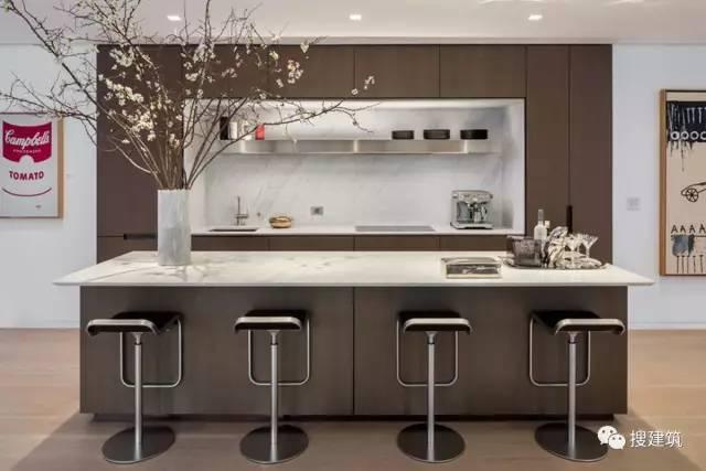 """万科在纽约开发的""""新地标住宅"""",高200米,1000-1600平方英尺的_25"""