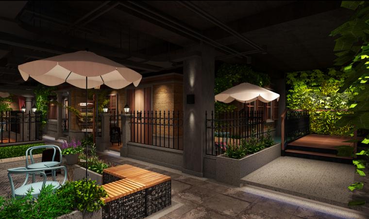 许昌群英会主题餐厅设计_13