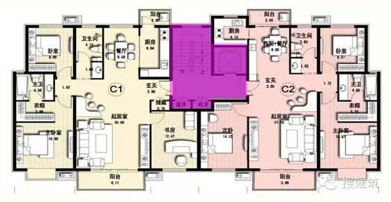 超详细的多层到高层住宅设计标准,骨灰级资料!_9