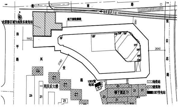 临地铁16.5m深基坑,支护设计及基坑开挖设计方案_1