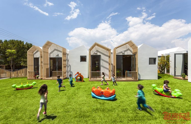 希腊:Glyfada幼儿园