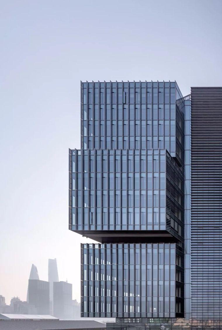 建筑师以集装箱为灵感,在魔都设计出一栋谦逊的办公楼_5