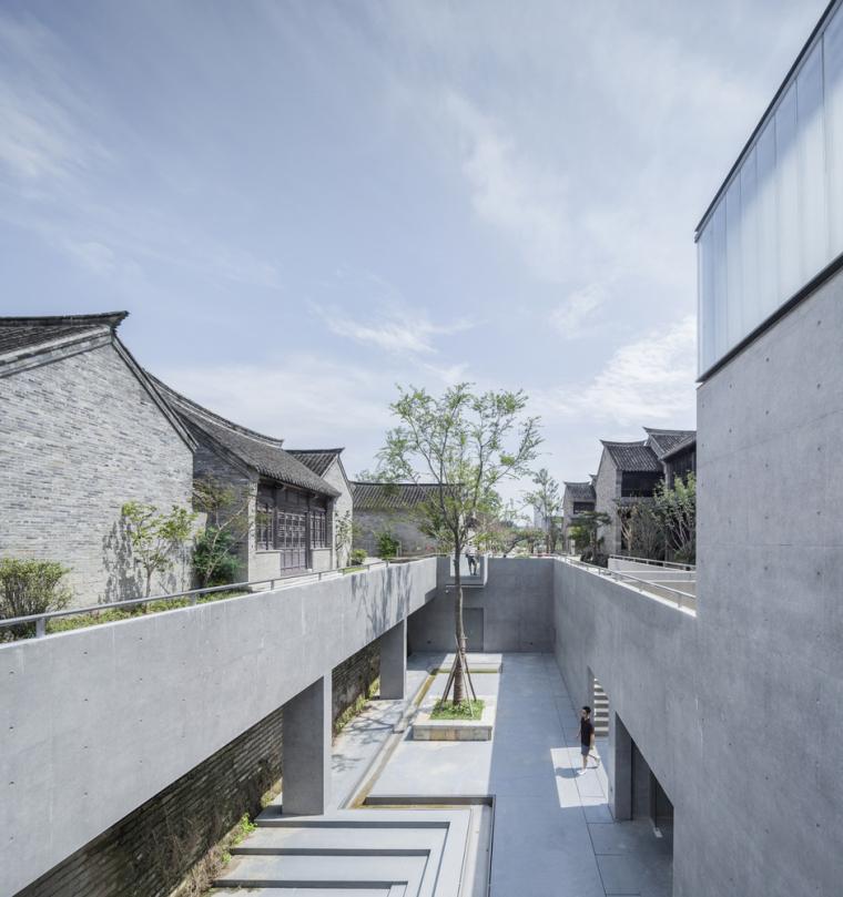 徐州现代语境表现的城墙博物馆外部实景图 (4)
