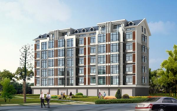 [广州]6栋宿舍楼装修改造项目设计施工总承包招标文件