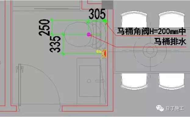 火遍建筑圈的碧桂园SSGF工业化建造体系-水电精确定位标准做法
