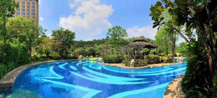 鹿湖国际温泉度假酒店实景图 (6)