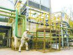 某热力中心综合利用电厂工程材料库建筑安装施工组织设计