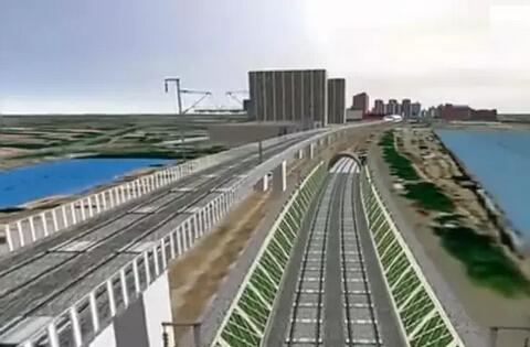 """京张高铁设计""""八大亮点""""首次揭秘"""
