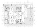 [江苏]高层文化建筑美术馆空调通风及防排烟系统施工图(机房设计)