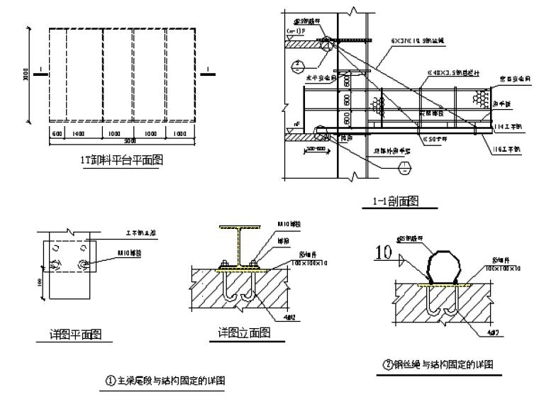 [郑州]高层综合楼工程临边洞口安全防护方案(28页)