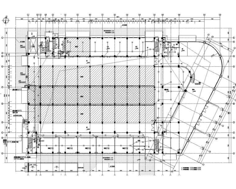 [江苏]高等职业技术学校综合楼教学楼强电智能化电气施工图最新