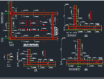 污水处理池结构设计图